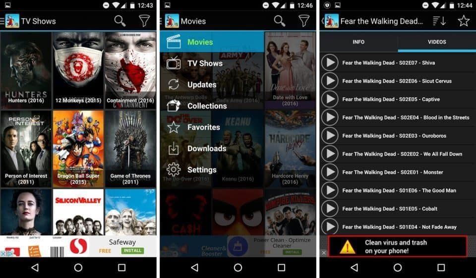 Cartoon Hd Streaming App App Streaming Movie Android Cartoons Hd Cartoon Online Movie Info
