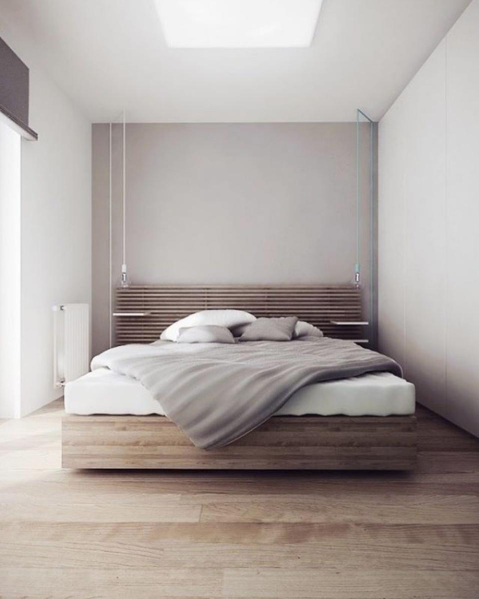 Minimal Interior Design Inspiration 95 Minimalist Bedroom