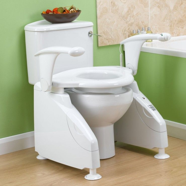 Mountway Solo Toilet Lift Handicap Bathroom Handicap Toilet
