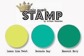 Image result for stampin up emerald envy