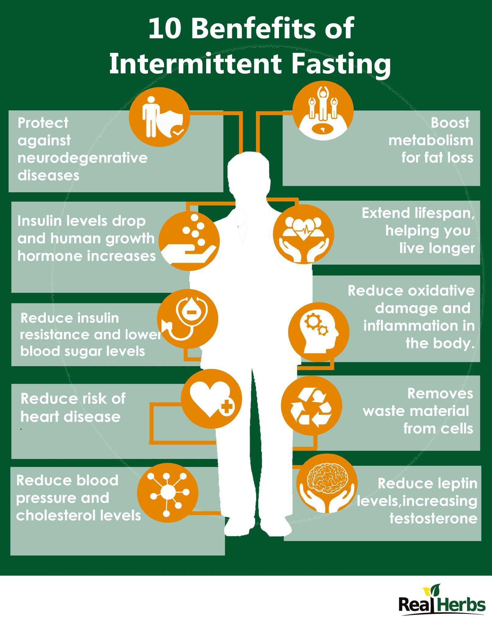 10 Evidence-Based Health Benefits of Intermittent Fasting ...