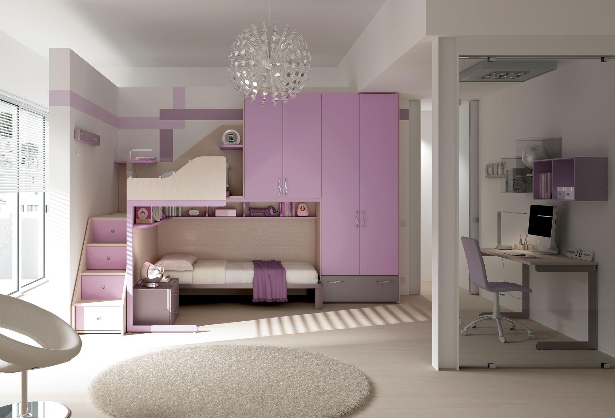 beautiful chambre gris et blanc ado pictures seiunkel us | Fashion ...