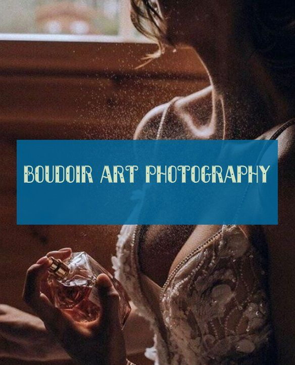 boudoir art photography