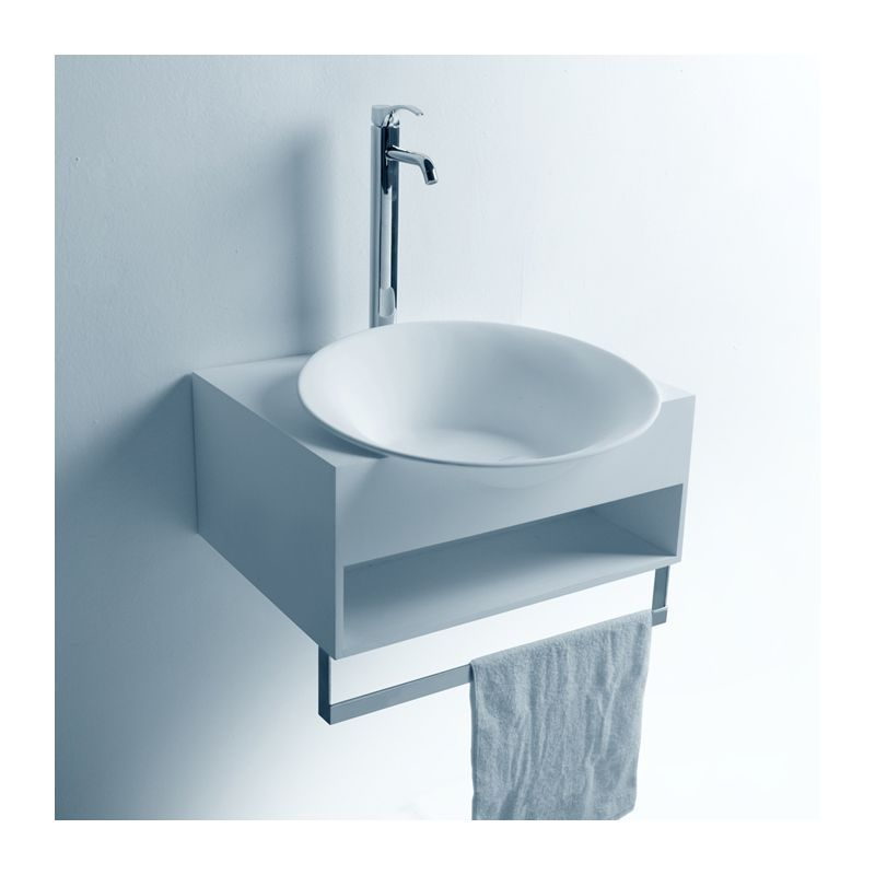 Lave Main Solid Surface Ref Sdwd3871 1 Lave Main Plan Vasque Lave