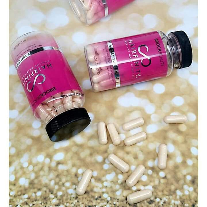 Best Of Hair Supplements---i have tried many hair vitamins but nothing compares to #hairfinity.#bestofhairandproducts www.shopbrockbeauty.com