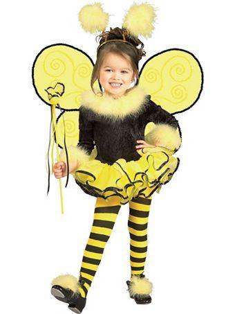 Kids Insect Antenna Headband Bumble Bee Bee Ladybug Costume Accessories Black
