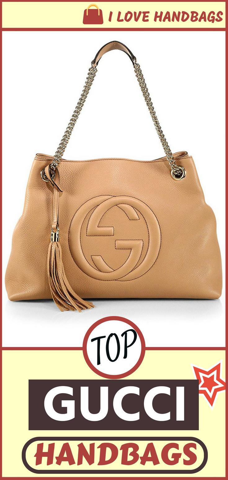 Gucci handbags for women   Gucci Camelia Camel Pebbled Leather Soho  Shoulder Hand Bag Tassel ( 79dd6eeaccbcb