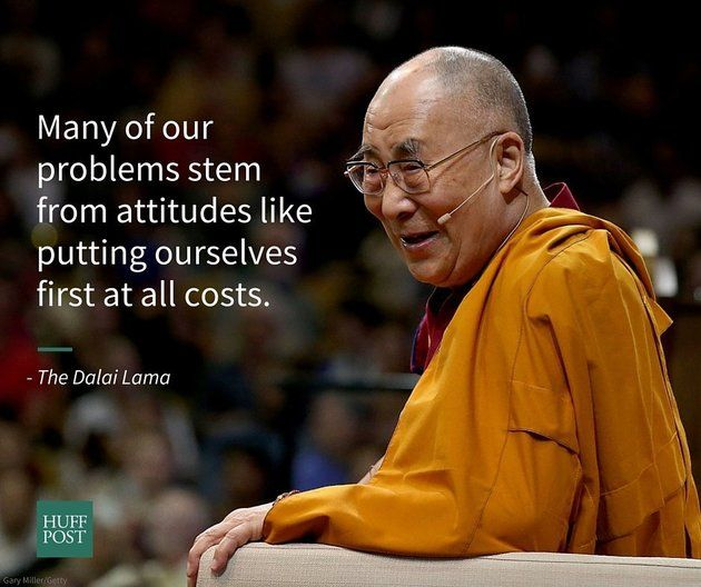 12 Inspirational Quotes From Dalai Lama On How To Live A
