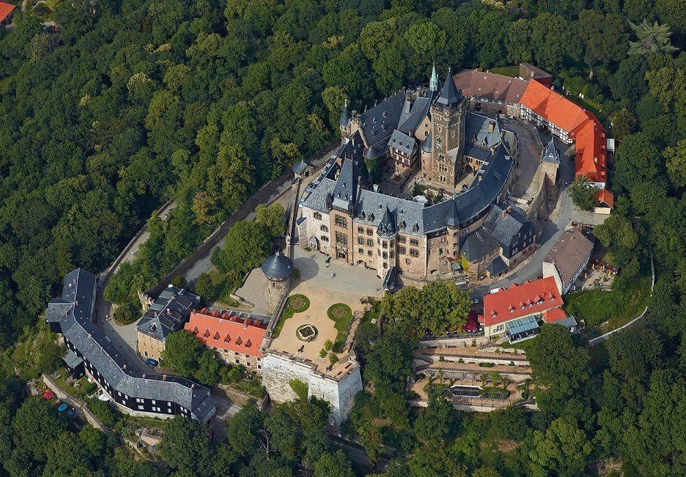 Schloß Wernigerode Deutschland burgen, Schloss