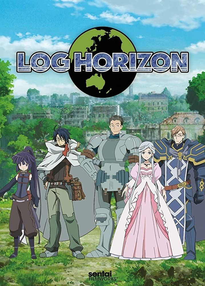 انمي Log Horizon الحلقة 1 انمي ليك Log Horizon Best Action Romance Anime Magi Adventures Of Sinbad