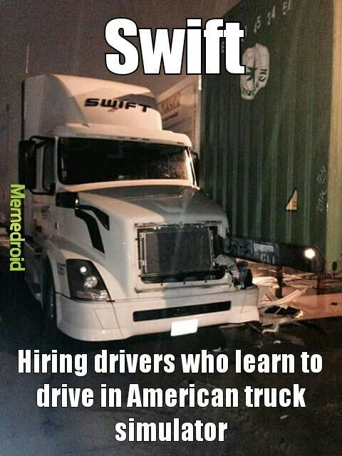 Trucker Memes Funny : trucker, memes, funny, Computer, Experience, Trucker, Quotes,, Truck, Yeah,, Driving, Humor