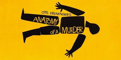 Saul Bass, Anatomy of a Murder