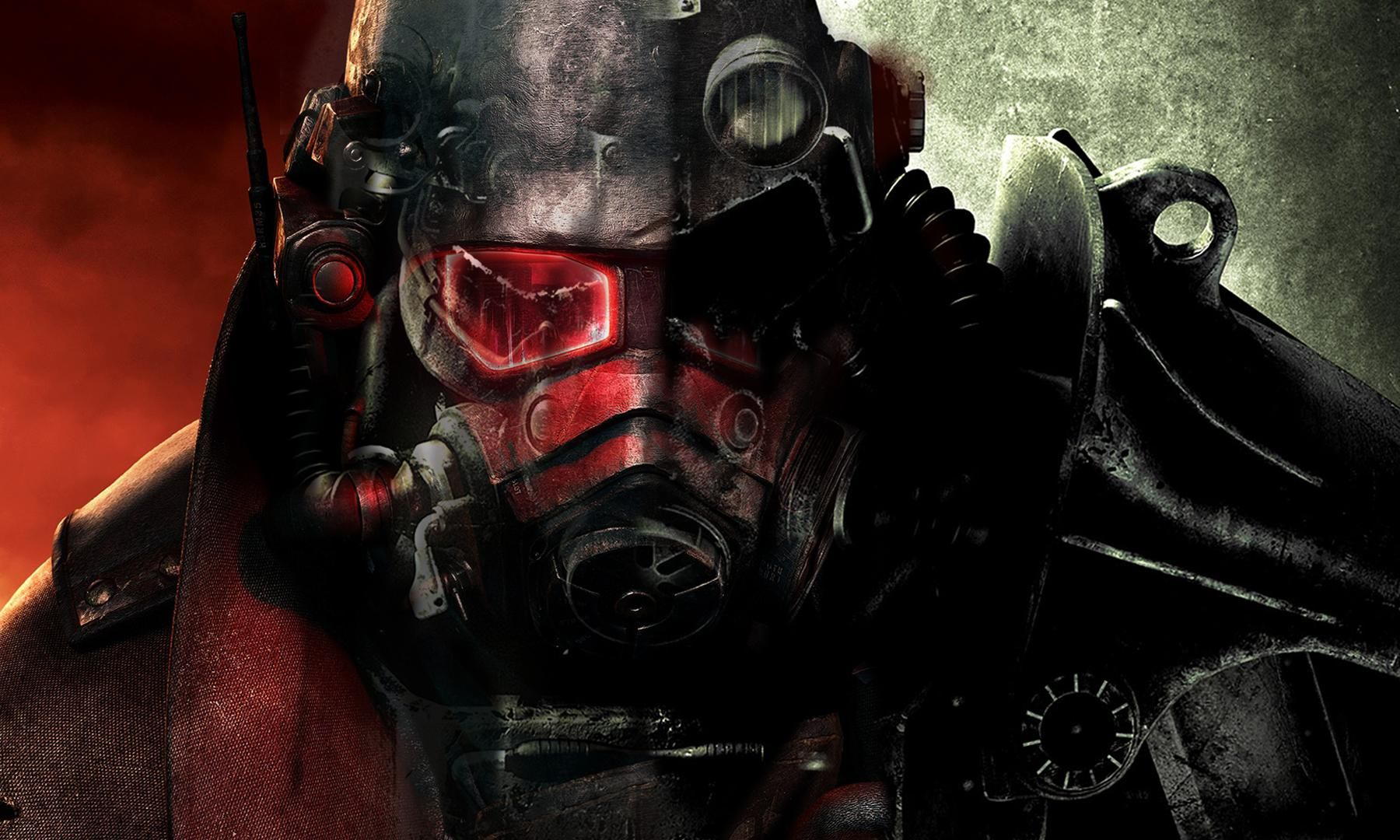 Fallout Wallpaper by oTheForgotteno on