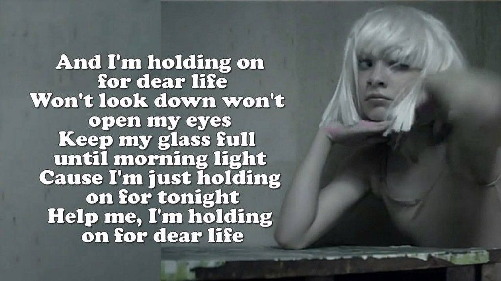 lyrics for chandelier | Sia – Chandelier (Lyrics On Screen) HD ...