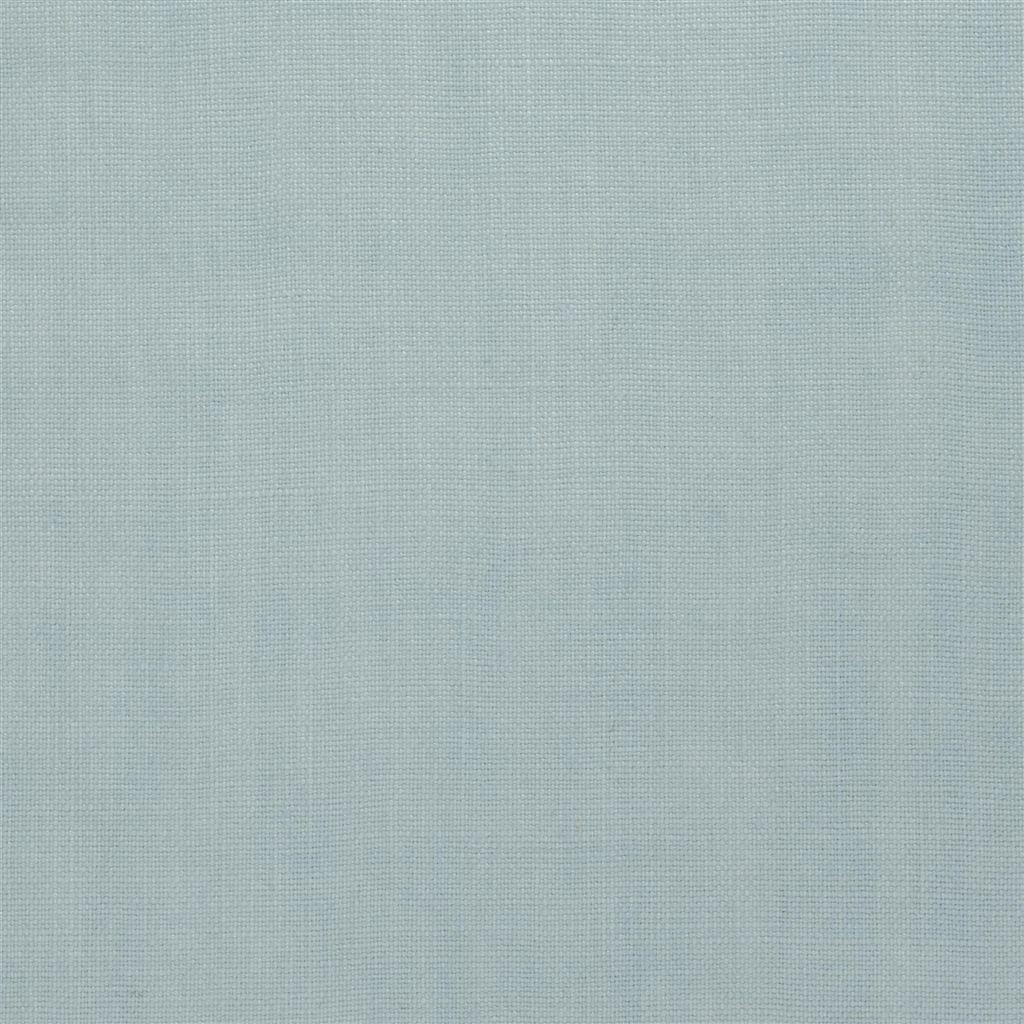 Brera Lino Duck Egg Fabric Designers Guild Essentials