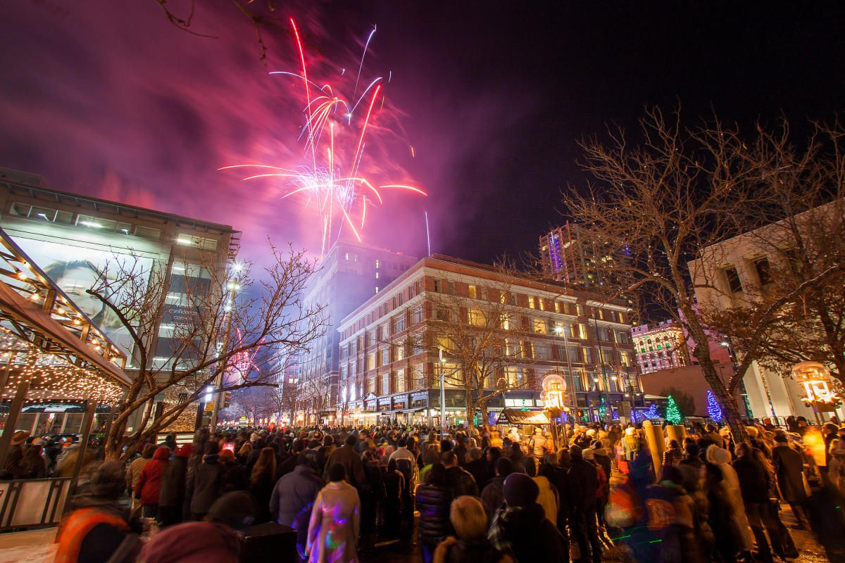 Plan your New Year's Eve Celebrations in Denver! New