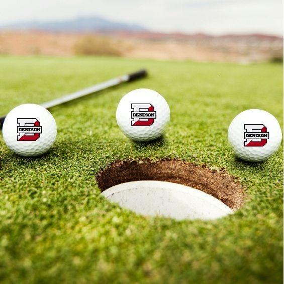 Denison Golf Balls