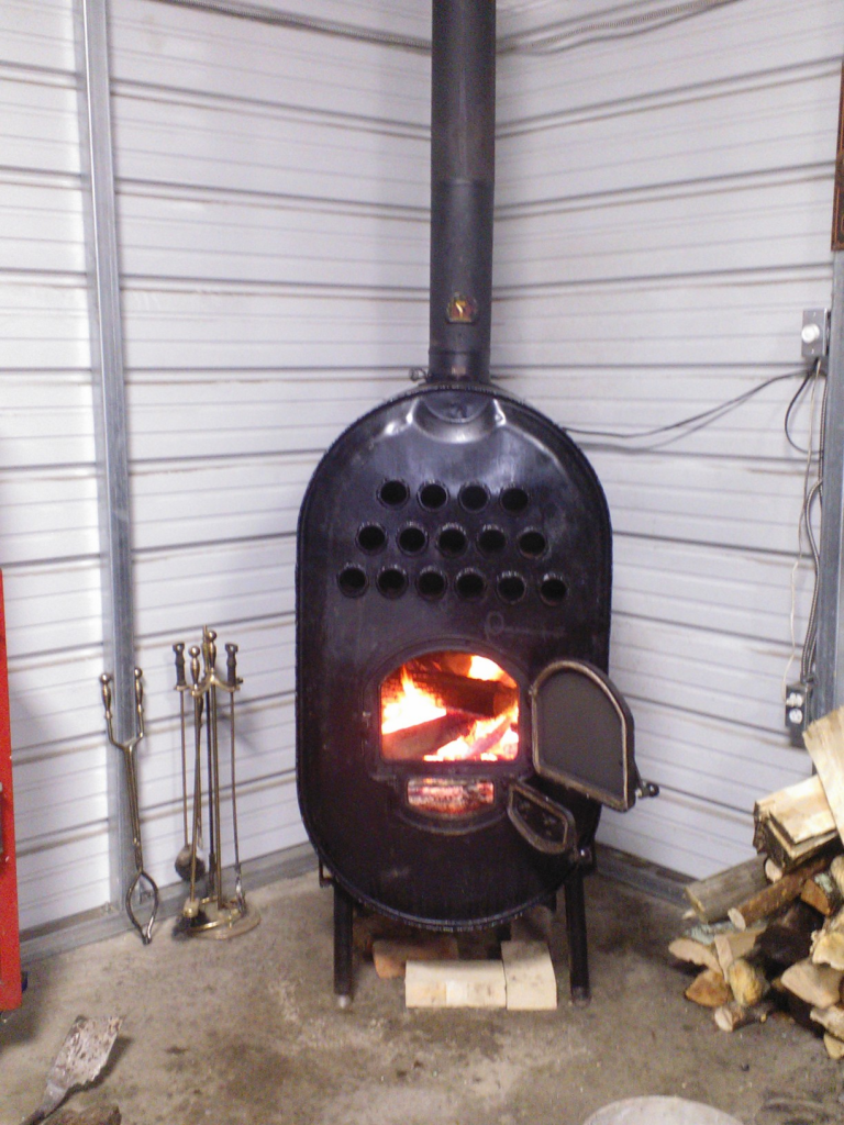 Show Me Your Wood Burning Shop Heaters For This Winter Shop Heater Wood Heater Wood