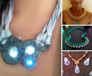 Jewelry Making Ideas For The Summer Camp Art Director Statement