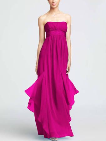 pink bridesmaid dresses - Google Search