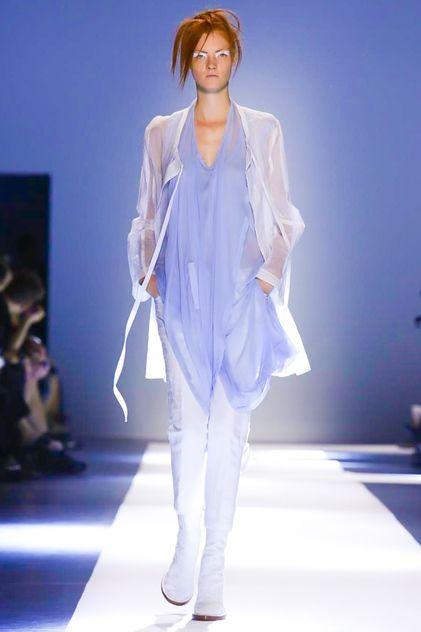 Ann Demeulemeester Ready To Wear Spring Summer 2015 Paris