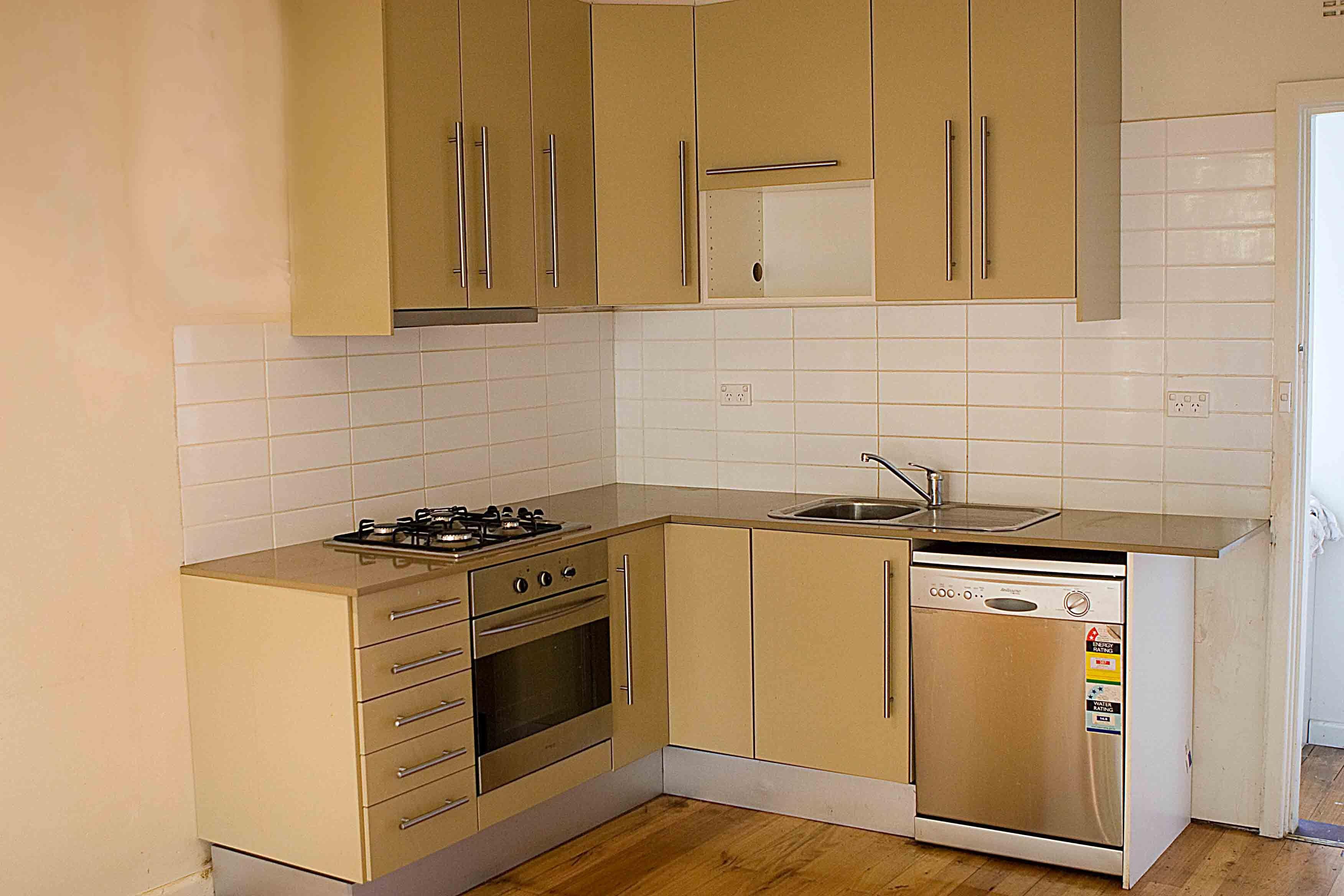 Küchenschränke Ideen Für Kleine Küche   Kleine wohnung küche ...