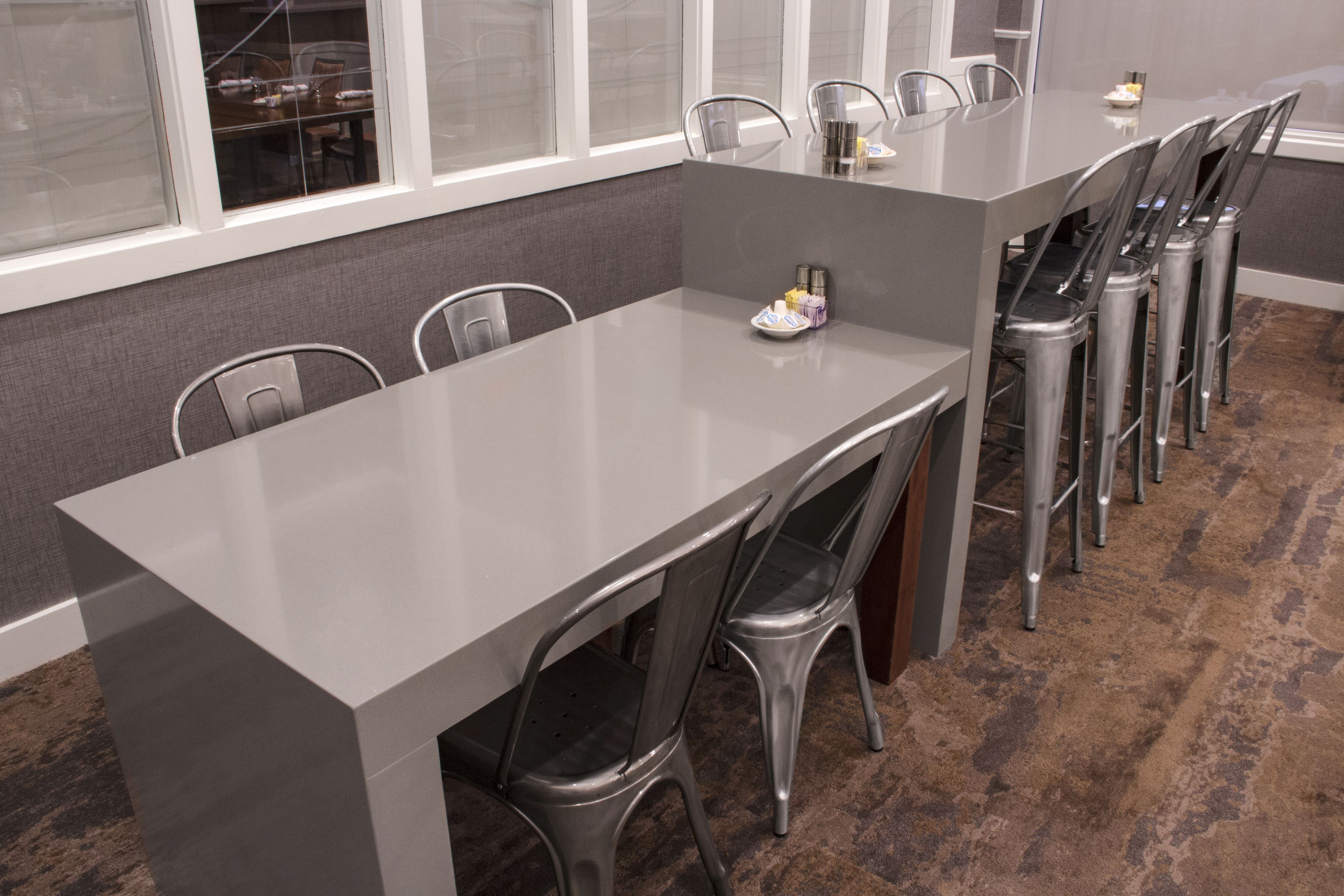 High Quality Installation For: Fargo Cabinets (Fargo, ND) Installation Location: Holiday  Inn (