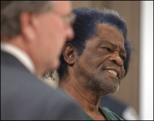 James Brown and His Wife's | James Brown released after bond hearing
