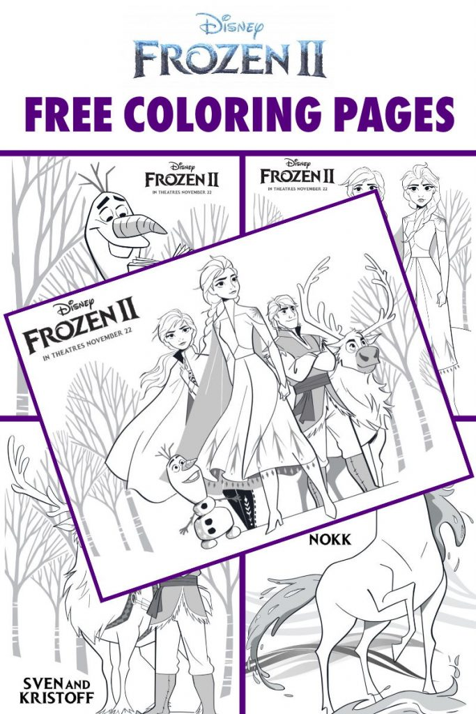 Free Frozen 2 Printable Coloring Pages And Activities This Fairy Tale Life Frozen Coloring Disney Princess Coloring Pages Coloring Pages
