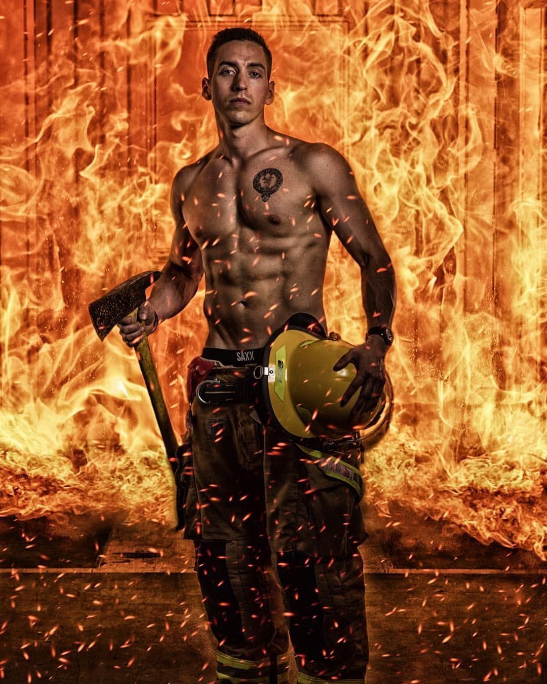 Don T Forget To Pick Up A Grande Prairie Firefighter S Calendar