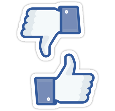 Facebook Like Thumbs Up 2 Stickers By Csyz 1 49 Stickers Clipart Best Clipart Best Clip Art Blog Social Media Social Media Business