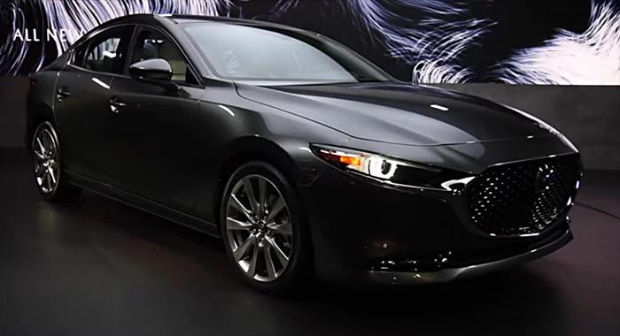 2020 Mazda 3 Is Full Of Hot Tech Including The Skyactiv X Engine Mazda 3 Sedan Mazda Mazda 3 Hatchback