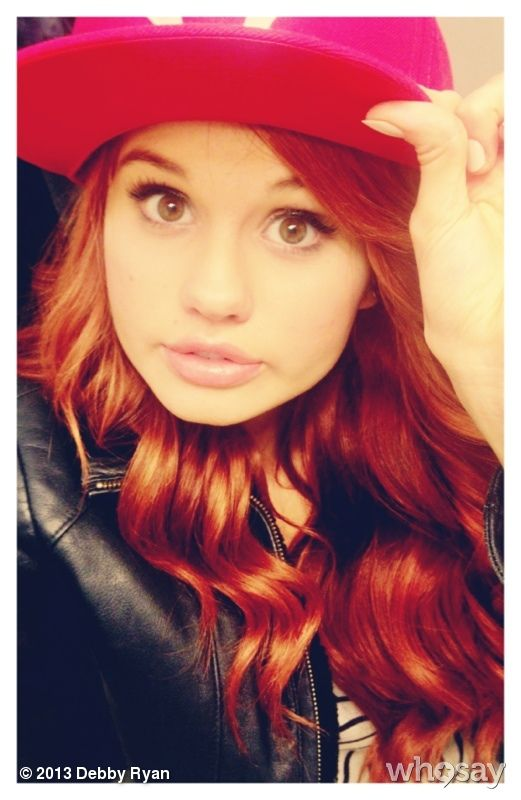 "Debby Ryan's, photo,""Red snapper:"""
