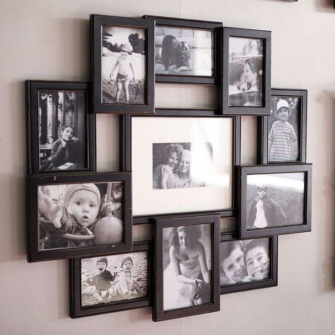 Как скрепить рамки для фото между собой