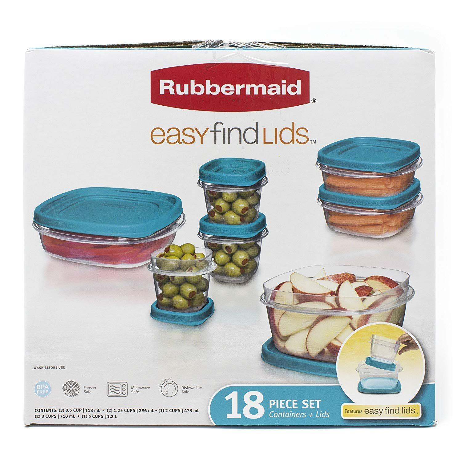 Pin On Food Storage Container Set