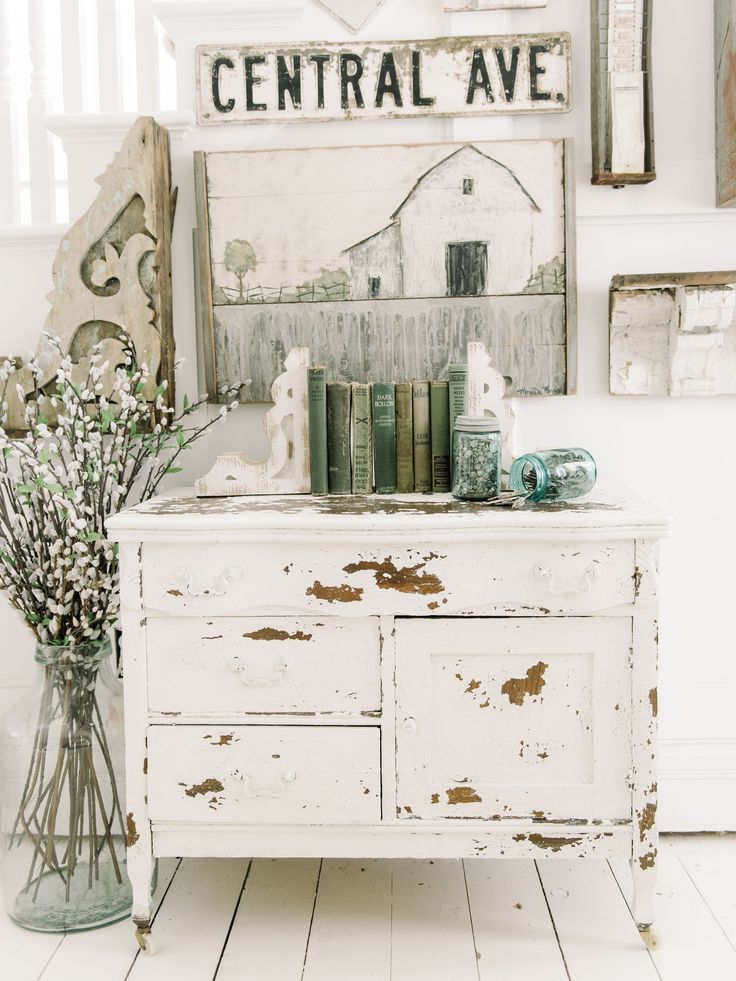 20 Amazing Shabby Home Decor Ideas That You Could Make Itself