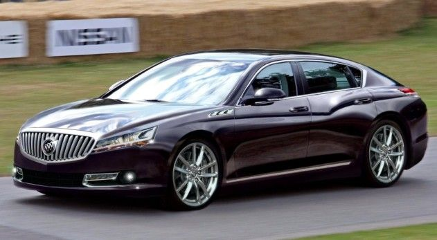 2017 Buick Regal Concept Sedan The Year Is 1982 And The Regal Grand National Had Merely Debuted This Is Once More When The Buick Ma