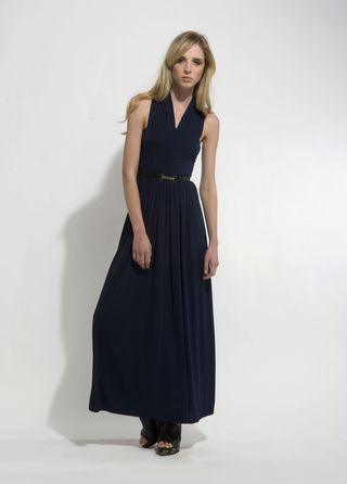 The+Dove+Dress+|+Navy.+via+The+Cools