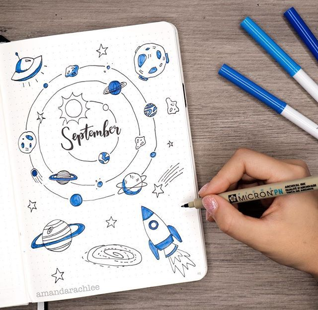 My September Plan With Me & Bullet Journal Setup Is Live