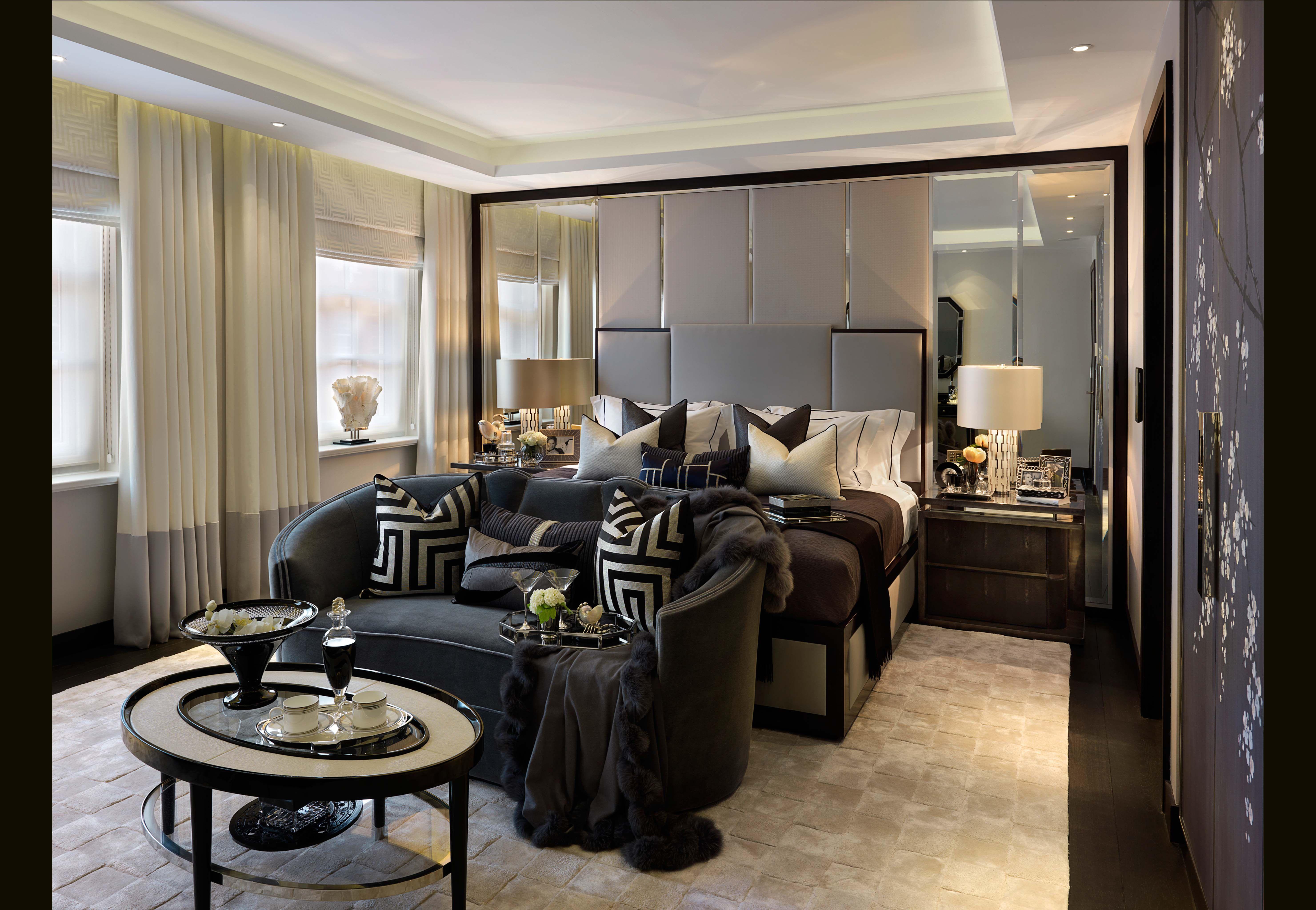 Interior designers in london katharine pooley luxury for Design companies london