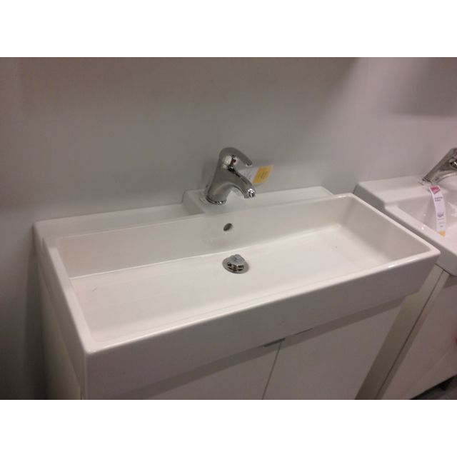 Slim Sink For Small Bathroom