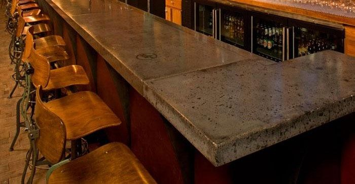 Concrete Countertops Solid Concrete Tops Milwaukee WI Black