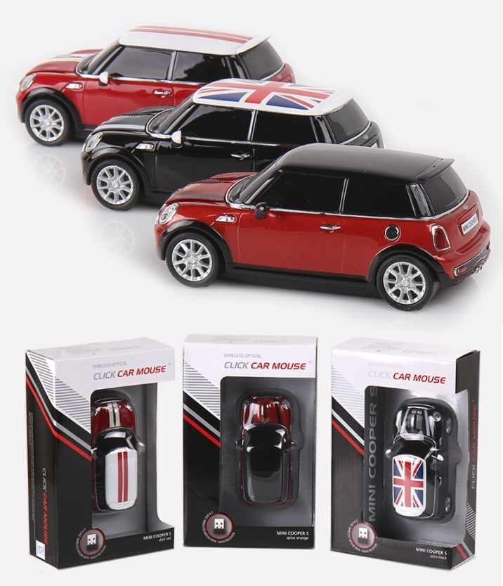 Mini Cooper S Clickcar Mouse 11street Computermouse Device Pcbang