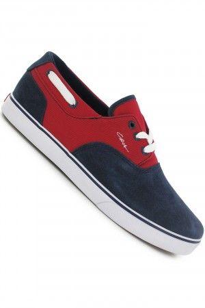 watch 9543d 310e6 C1RCA Valeo Shoe (blue red twill)  skatedeluxe sk8dlx circa