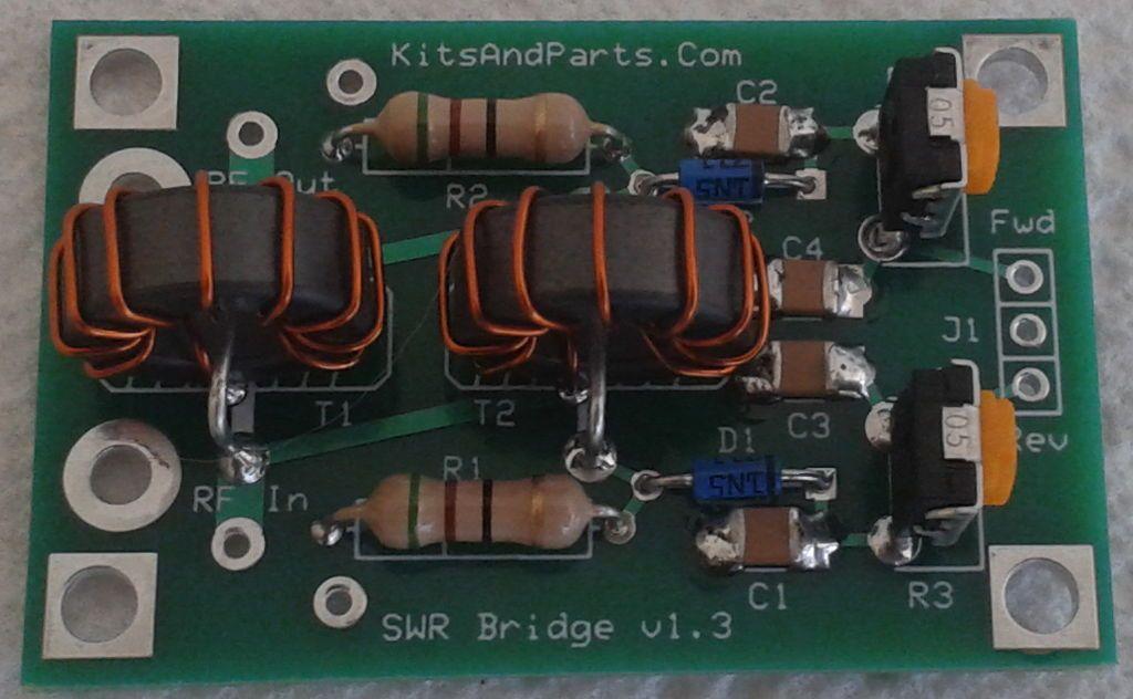 SWR Bridge | antena | Pinterest | Ham radio, Bridge and Ham