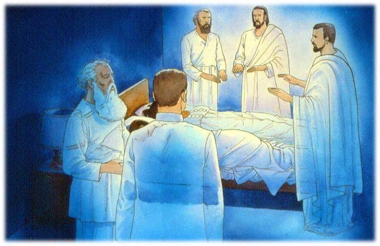 Ação dos Amigos Espirituais