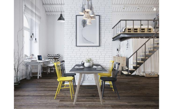 Waanzinnige loft met hoogslaper en inloopkast interior design