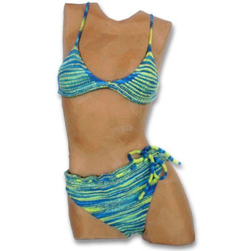 Ravelry Moray Cotton Knit Bikini Pattern By Tina Whitmore Crochet