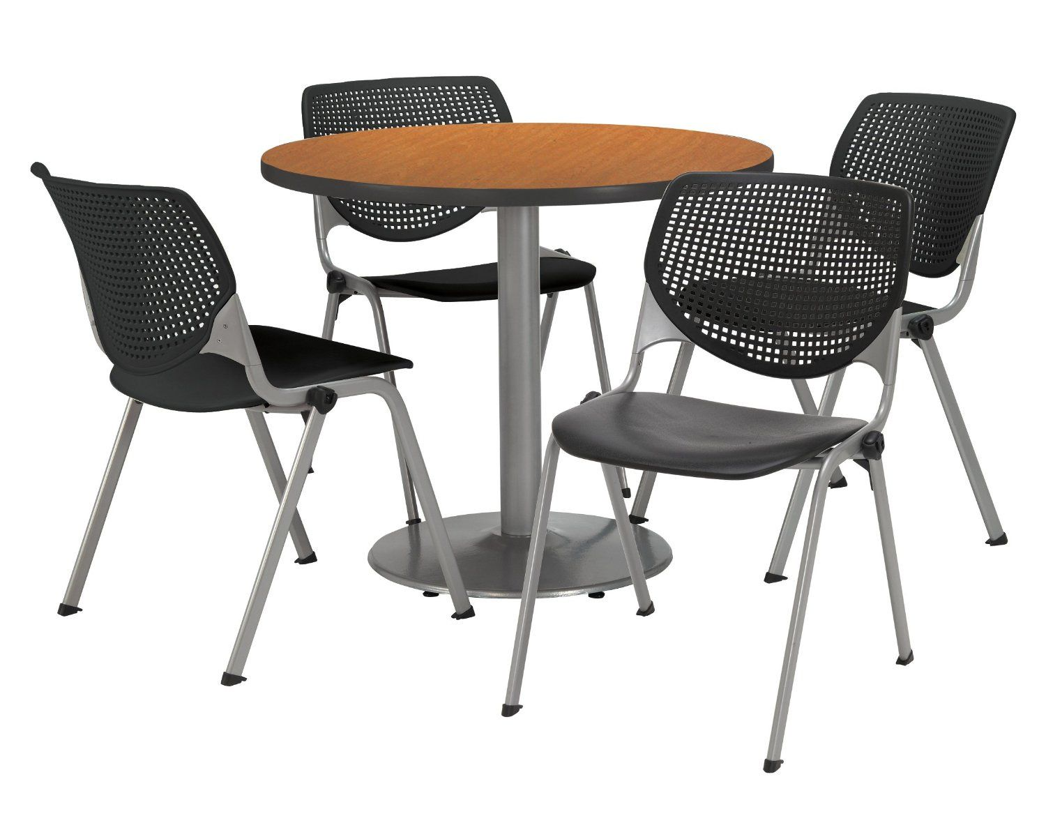 Round Office Tables And Chairs Best Paint For Wood Furniture - Round office table with chairs