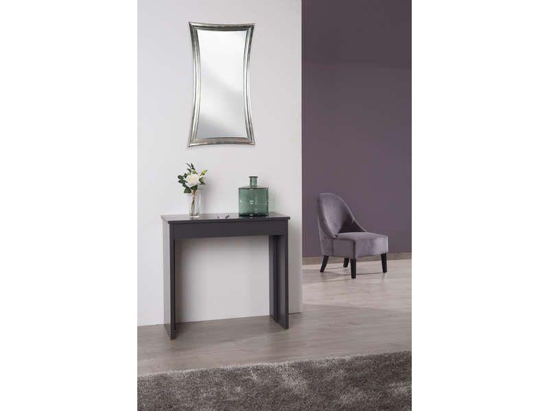 les 25 meilleures id es de la cat gorie console conforama sur pinterest grand miroir rond. Black Bedroom Furniture Sets. Home Design Ideas